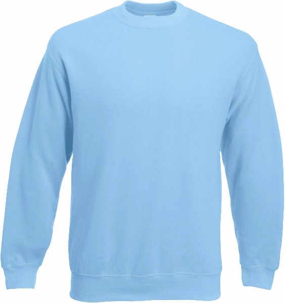 Sweat shirt - Pull Sweat-shirt Col Rond Classic (62-202-0) Sc163 12