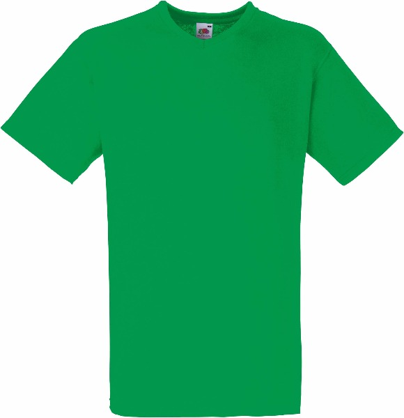 Tee shirt T-shirt Homme Col V Valueweight (61-066-0) Sc22v 7