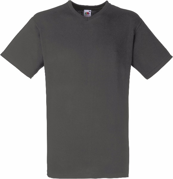 Tee shirt T-shirt Homme Col V Valueweight (61-066-0) Sc22v 8