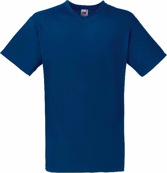 Tee shirt T-shirt Homme Col V Valueweight (61-066-0) Sc22v 9
