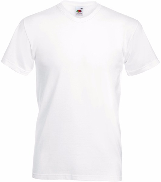 Tee shirt T-shirt Homme Col V Valueweight (61-066-0) Sc22v 14