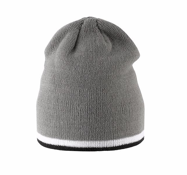 ... Casquette - Chapeau - Bonnet - Foulard - Gants Bonnet Enfant Avec Bande  Bicolore Contrastée Kp523 ... 2fc46403655