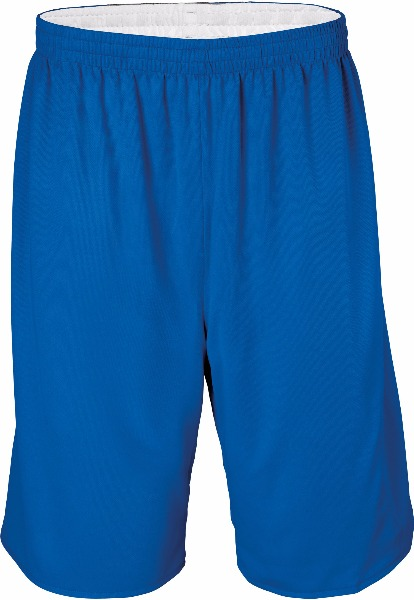 Sport Short Réversible Basket-ball Unisexe Pa162 3