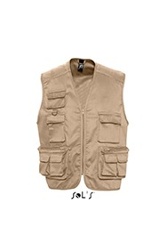 Bodywarmer Gilet Reporter Multipoches Wild 2