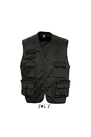 Bodywarmer Gilet Reporter Multipoches Wild 3