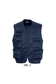 Bodywarmer Gilet Reporter Multipoches Wild 4