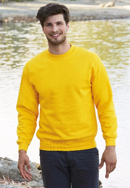 Sweat shirt - Pull Sweat-shirt Col Rond Classic (62-202-0) Sc163 1
